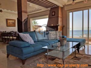 Beautiful furnished villa for rent