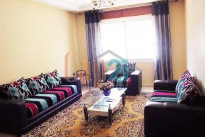 Appartement meublé à Malabata