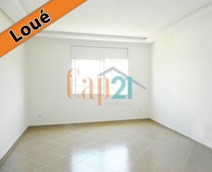 location appartement  en plein centre de Tanger