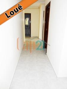 Appartement vide pour la location long terme