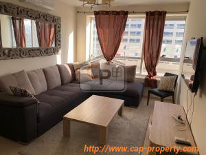 furnished apartment in City Center