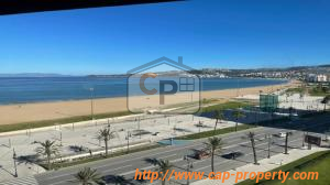 Apartment for rent in Tangier with sea view