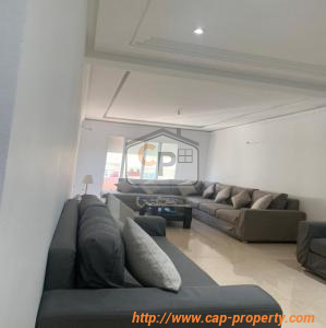 High standing apartment for rent in the city center