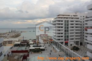 Panoramic view ! Superb apartment for sale in the center of Tangier