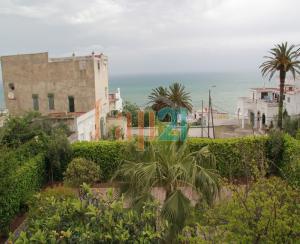 villa avec belle vue sur mer