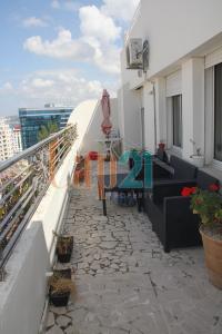 apartamento con terraza en venta