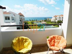 Bel Appart meublé en location avec vue sur la plage d\'Achakar